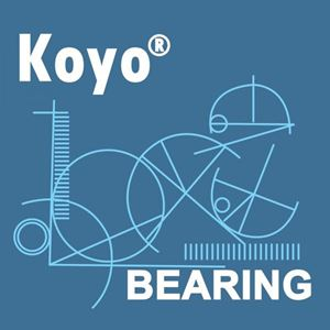 7//8 OD Inch Full Complement Drawn Cup 6200rpm Maximum Rotational Speed 5//8 ID 1//2 Width Koyo BH-108 Needle Roller Bearing Open