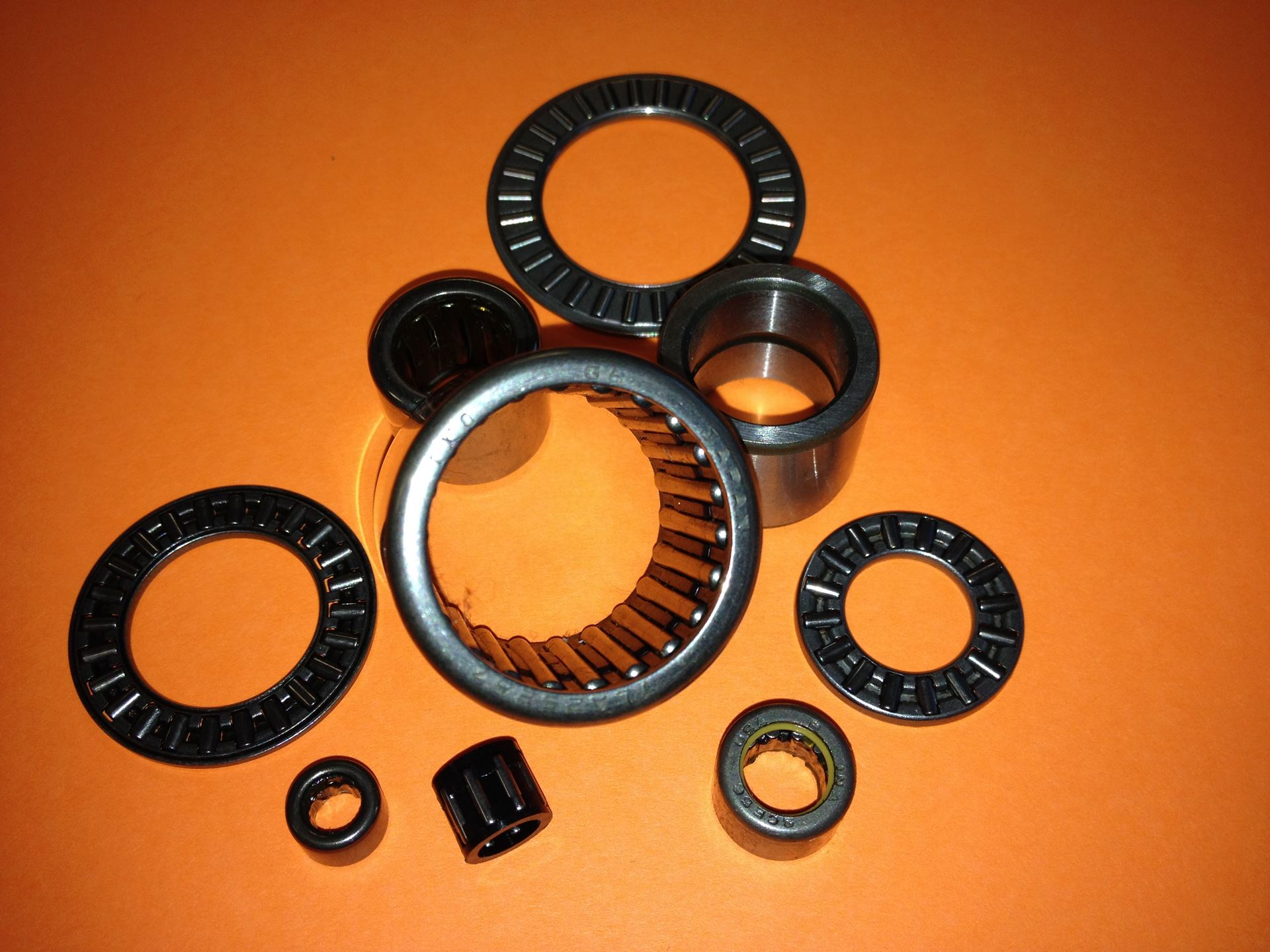 Picture for category Needle Roller Bearings and Washers